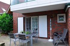 Holiday apartment 1434001 for 4 persons in Hooksiel