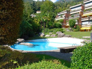 Für 6 Personen: Hübsches Apartment / Ferienwohnung in der Region Minusio