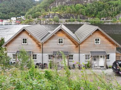 Gemütliches Ferienhaus : Region Sognefjord für 6 Personen