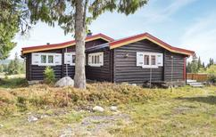Holiday home 1435232 for 6 persons in Sjusjøen