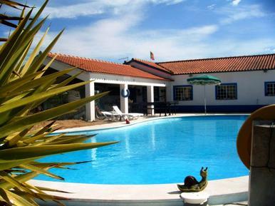 Gemütliches Ferienhaus : Region Costa do Alentejo für 12 Personen