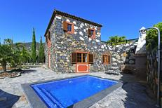 Holiday home 1435273 for 2 persons in Tijarafe