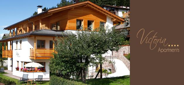 Gemütliches Ferienhaus : Region Sankt Ulrich in Groeden für 4 Personen