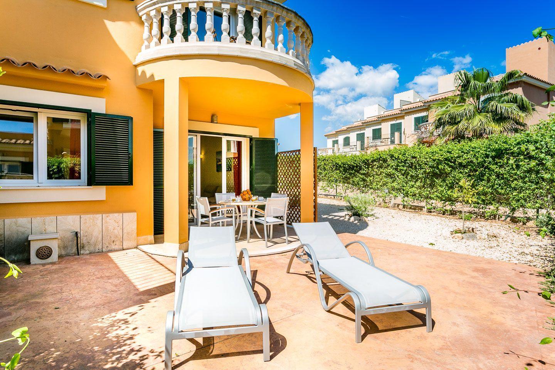 Ferienhaus für 4 Personen 2 Kinder ca 105 m² in Sa Rapita Mallorca Südküste von Mallorca