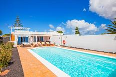 Holiday home 1436791 for 4 persons in Playa Blanca