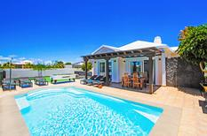 Holiday home 1436805 for 8 persons in Playa Blanca