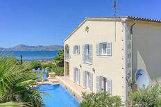Holiday home 1436811 for 13 persons in Alcúdia