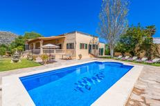 Holiday home 1436829 for 8 persons in Pollença