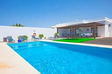Holiday home 1436874 for 6 persons in Playa Blanca