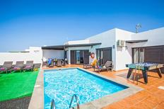 Holiday home 1436875 for 6 persons in Playa Blanca