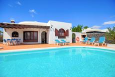 Holiday home 1436912 for 7 persons in Tías