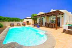 Holiday home 1436990 for 8 persons in Playa Blanca