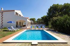 Ferienhaus 1437052 für 8 Personen in Cala Galdana