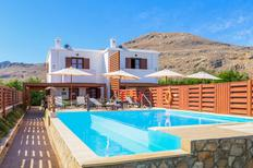 Holiday home 1437130 for 4 persons in Lindos