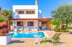 Casa de vacaciones 1437133 para 6 personas en Kalathos