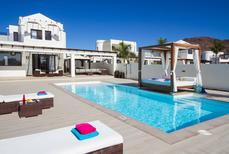 Holiday home 1437245 for 6 persons in Playa Blanca