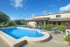 Holiday home 1437643 for 9 persons in Pollença