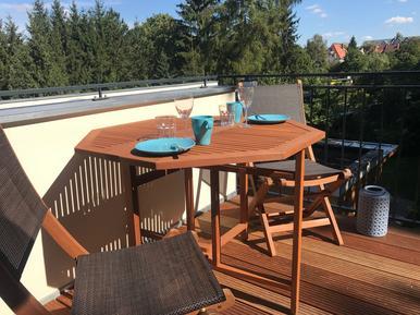 Für 4 Personen: Hübsches Apartment / Ferienwohnung in der Region Potsdam