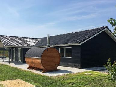 Gemütliches Ferienhaus : Region Romo für 18 Personen