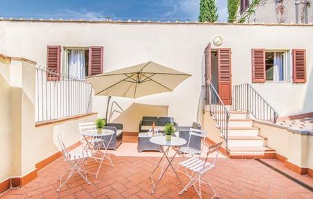 Gemütliches Ferienhaus : Region Florenz für 10 Personen
