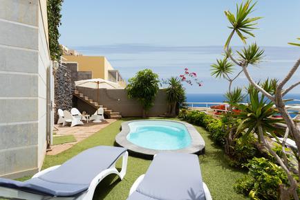 Gemütliches Ferienhaus : Region Kanarische Inseln für 6 Personen