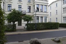 Ferienwohnung 1439424 für 6 Personen in Ahlbeck