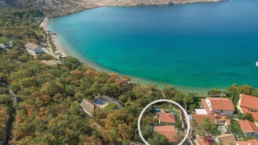 Gemütliches Ferienhaus : Region Kvarner Bucht für 10 Personen
