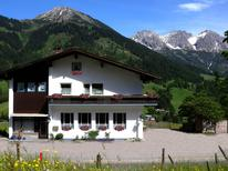 Holiday apartment 1439877 for 4 persons in Mittelberg