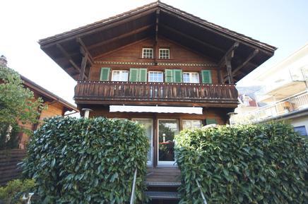 Gemütliches Ferienhaus : Region Berner Oberland für 3 Personen