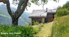Holiday home 1439955 for 6 persons in Zeneggen