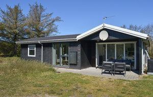 Gemütliches Ferienhaus : Region Sondervig für 4 Personen