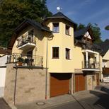 Studio 1440000 für 2 Erwachsene + 1 Kind in Beilstein