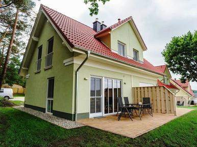 Gemütliches Ferienhaus : Region Mecklenburg-Vorpommern für 4 Personen