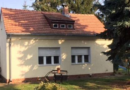 Gemütliches Ferienhaus : Region Brandenburg für 5 Personen