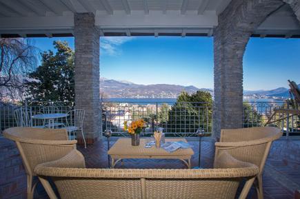 Gemütliches Ferienhaus : Region Lago Maggiore für 13 Personen