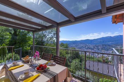 Für 8 Personen: Hübsches Apartment / Ferienwohnung in der Region Tessin