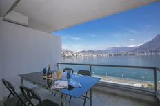 Appartement 1440585 voor 6 personen in Lugano