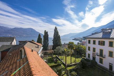 Für 8 Personen: Hübsches Apartment / Ferienwohnung in der Region Brissago