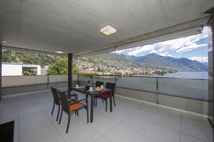 Für 5 Personen: Hübsches Apartment / Ferienwohnung in der Region Locarno
