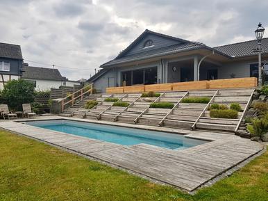 Gemütliches Ferienhaus : Region Monschau für 5 Personen