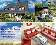 Holiday apartment 1441279 for 5 persons in Westerland