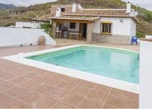 Ferienhaus 1442367 für 4 Personen in Cútar