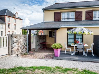 Gemütliches Ferienhaus : Region Normandie für 4 Personen