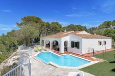 Ferienhaus 1446025 für 10 Personen in Cala Galdana