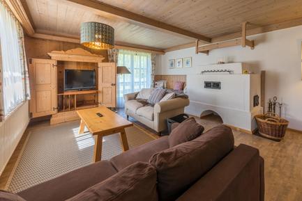 Gemütliches Ferienhaus : Region Salzburger Land für 8 Personen
