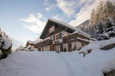 Holiday home 1446540 for 10 persons in Chamonix-Mont-Blanc