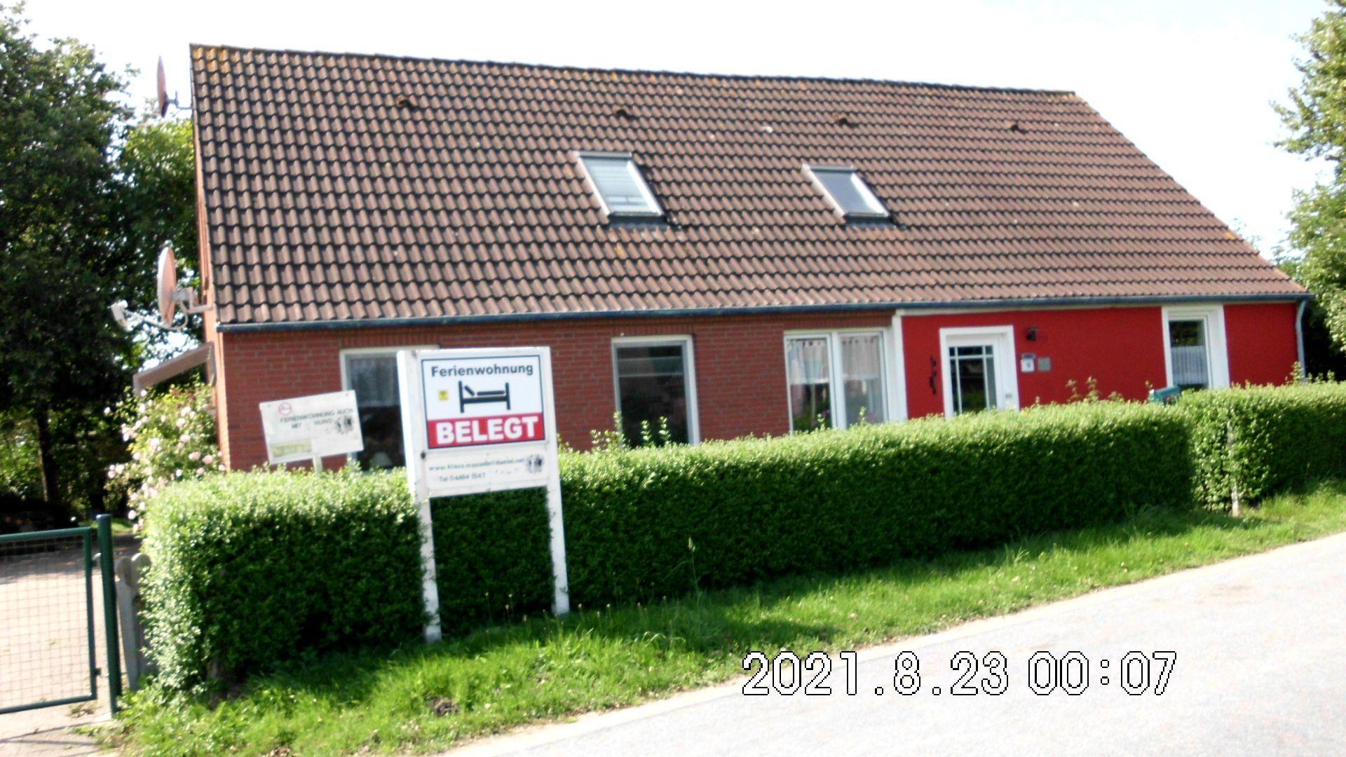 Ferienwohnung für 2 Personen ca. 40 m² i   Wittmund Region