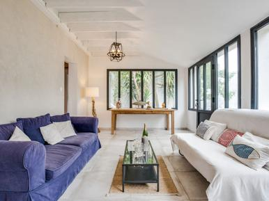 Gemütliches Ferienhaus : Region Quiberon für 8 Personen