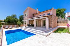 Holiday home 1447871 for 6 persons in Cala Mesquida