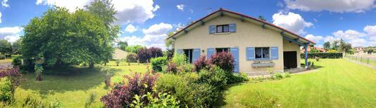 Ferienhaus 1448098 für 4 Personen in Morcenx